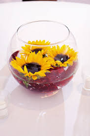 Sunflowers Decorations Home by Top 25 Best Sunflower Centerpieces Ideas On Pinterest Sunflower