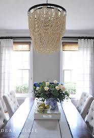Ruby Chandelier Pottery Barn by Classic Yorktown An Updated Dining Room Dear Lillie Studio