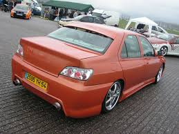 peugeot fast car tuning cars and news peugeot 406 tuning