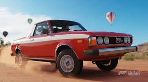 classic subaru forza horizon 3 cars