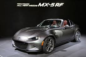 mazda car models 2016 would you buy the 2017 mazda mx 5 rf as your new car