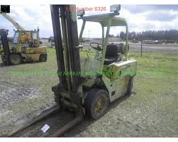clark c500 hy55 forklift sn hy355 19 2551107236 lp 2 mast