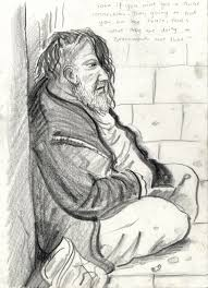 homeless in oxford a reportage project urban sketchers