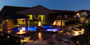 Landscape Lighting Packages - mesa pool and landscape packages az new image arizona swimming