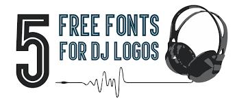 dj logo design free dj logo template 41 free psd eps vector ai