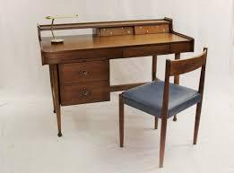 Secretary Desk Modern by Mid Century Modern Desk Wood Desk Modern Desk Home Office Desk