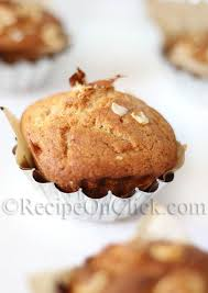 eggless strawberry and banana muffins recipe on click