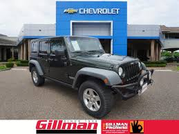 used jeep wrangler unlimited rubicon for sale used 2010 jeep wrangler unlimited rubicon for sale in harlingen tx