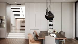 Kitchen Laminate Design by Contemporary Kitchen Laminate Island Matte Villa Salzburg