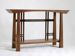 Asian Style Patio Furniture Masamune Japanese Style Custom Entry Table Asian Inspired Custom