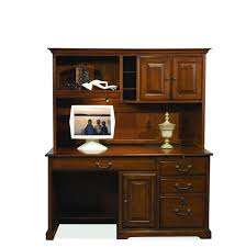 Sauder Harbor View Computer Desk With Hutch Salt Oak by Furniture Charming Sauder Computer Desks With Variant Utilities