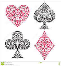 black and card ornamental stock vector image 74005660