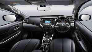 mitsubishi adventure modified index of images models triton gallery interior