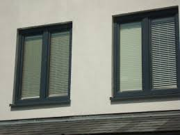 Double Glazed Units With Integral Blinds Prices Integral Blinds With Internorm U0027s Composite Windows Contemporary