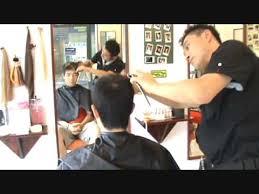 shingling haircut salon man haircut shingling cut switchscissors youtube