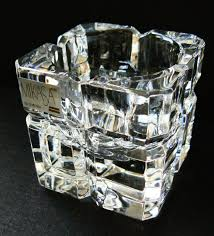 crystal votive candle holder great home tips collection new at