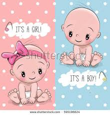 baby shower babies baby shower greeting card babies boy stock vector 595196624