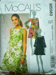 pattern a line shift dress pompeii dress
