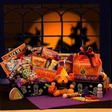 42 best halloween gift baskets images on pinterest halloween