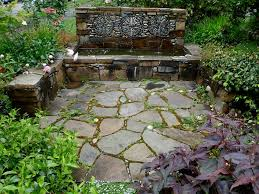 small front yard garden ideas for house green lawn trees colorful