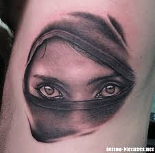 eye tattoos pictures gallery skin