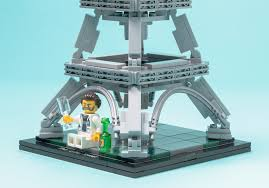 The Eiffel Tower by Iconic Structures Deconstructed The Eiffel Tower U2013 Blueprint
