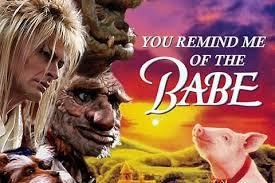 Labyrinth Meme - babe pig in the labyrinth imgur