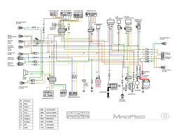 honda 110 wiring diagram sesapro com