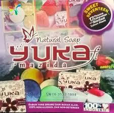 Sabun Yuka jual sabun yuka herbal kecuali beras jepang cols junie grosir