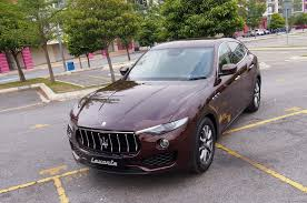 maserati levante blacked out maserati levante suv test driven and what we think u2013 drive safe