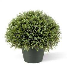 Ny Topiary - artificial foliage u0026 topiaries outdoor decor the home depot