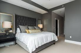 Contemporary Master Bedroom Contemporary Master Bedroom With Flush U0026 European Cabinets In