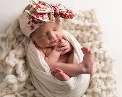 baby headwraps baby etsy