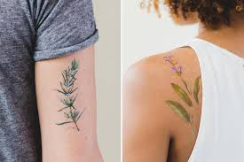 tattoo calamine lotion scented tattoos which smell like herbs and flowers are the latest