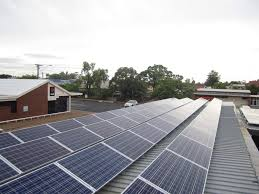Solar Power Traffic Lights by Transgrid Idemand Solar Power Project