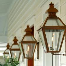 outdoor natural gas light mantles gas outdoor lighting stylish lanterns copper carolina for 16