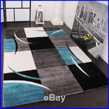 Modern Style Rugs Designer Rug Carpet Modern Style Small Large Rugs Checked Design