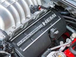 charger hellcat engine 2018 dodge demon and dodge challenger hellcat widebody first