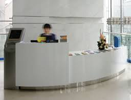 Used Curved Reception Desk 482 Best Reception Desk Images On Pinterest Office Designs