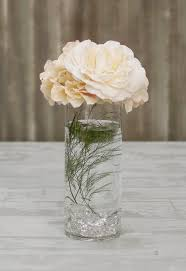 Round Glass Vase Round Glass Vase Clear Cylinder 4 X 10 Inches