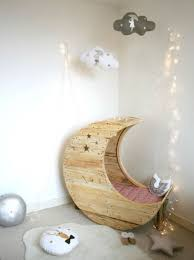 moon shaped baby crib find fun art projects to do at home and