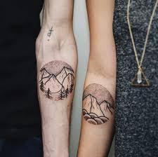 32 perfect best friend tattoo designs tattooblend