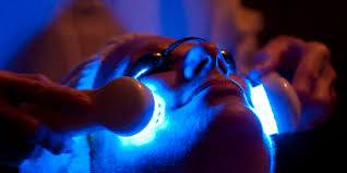 ultraviolet light therapy machine yes led treatments do work but not in a flash