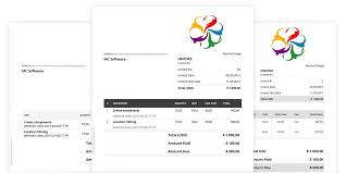 create and send professional invoices