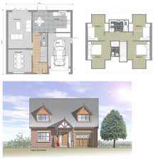 Build House Plans Self Build Houses U0026 Kits Pennine Timber Frame