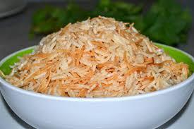comment cuisiner le riz comment préparer le riz aux vermicelles طريقه تحضير الرز بالشعيريه