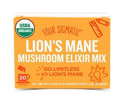 amazon com four sigmatic mushroom coffee with lion u0027s mane u0026 chaga