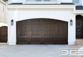Garage Door Curb Appeal - achieving a spanish mediterranean curb appeal with custom garage
