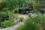 Cute Backyard Pathways Creativity Interesting Small Backyard ...