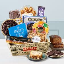 zabar s gift basket celebrations zabar s
